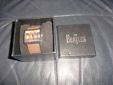 THE BEATLES OFFICIAL APPLE WATCH NEVER BEEN WORN NEW BATTERY BOXED BRAND NEW