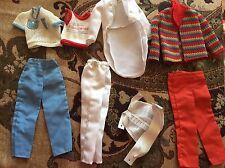 Vintage Ken Doll Barbies Boyfriend Doll Clothes