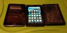 3 Tablet Samsung Verizon, Amazon & Polaroid Combo