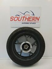 YAMAHA XMAX 250 RA XMAX ABS 2016 rear wheel and tyre