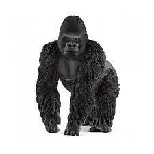 Schleich Gorilla Male Animal Figure NEW IN STOCK Educational