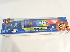 Winners Circle Nascar 2000 Jeff Gordon #24 Diecast Collector Trailer Rig