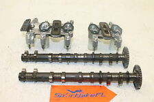 11-15 SUZUKI GSXR 750 GSX-R CAMSHAFTS CAMS CAM SHAFTS TOP COVER CLAMPS HOLDERS