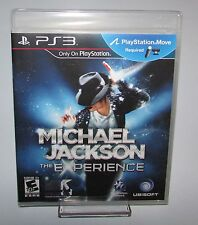 Michael Jackson The Experience Playstation 3 PS3 Brand New Sealed! Fast Shipping
