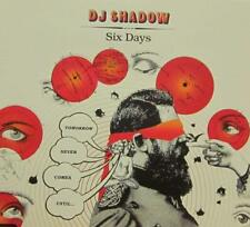 DJ Shadow(CD Single)Six Days-Island-