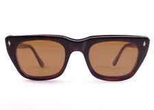 occhiali da sole Lozza vintage uomo modello Surprise 011 colore marrone