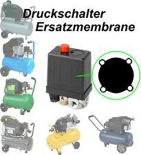 Kompressor Drucksteller Druckschalter Membrane Ersatzmembrane Druckmembrane 4,6