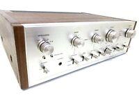 PIONEER SA-7100 Stereo Amplifier Vintage 1972 40W RMS Original Working Like New