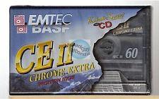 BASF cassette K7 tape CHROME EXTRA CE II 60 min NEUF new neu