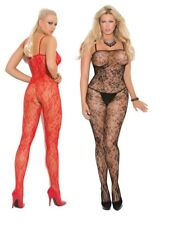 14069f651 Elegant Moments Lace Red Lingerie Bodies for Women for sale
