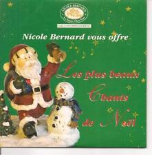 CD SINGLE HORS COMMERCE 8 TITRES--LES PLUS BEAUX CHANTS DE NOEL