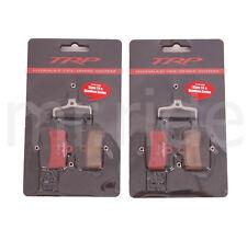 TRP Bike Q20.11 Disc Brake Pads w/ Spring 2 pair -Quadiem SL, Slate T4 NIB