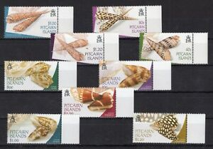 Pitcairn Island - Marine Life on stamps  MNH** Del 10