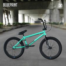 "2018 SUNDAY BIKE BMX BLUEPRINT 20"" TOOTHPASTE BICYCLE FIT CULT PRIMO KINK HARO"