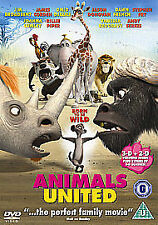 ANIMALS UNITED - 3D + 2D - NEW / SEALED DVD - UK STOCK
