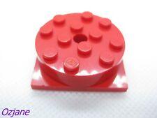 LEGO White Turntable Spinner Brick ~ Drehscheibe Baustein 4x4 3403c01
