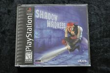 Shadow Madness Playstation 1 PS1 NTSC