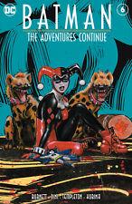 Batman Adventures Continue 6 Olivia De Berardinis Harley Quinn Trade Variant