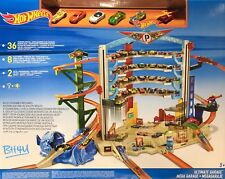 Hot Wheels Ultimate Garage Playset THE PERFECT SIZE! Brand New! FREE FAST POST!
