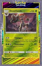 🌈Desséliande Reverse-SL2:Gardiens Ascendants-7/145-Carte Pokemon Neuve Français