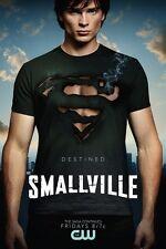 POSTER SMALLVILLE SUPERMAN  DVD SERIE 2 3 4 5 6 7 8 #3