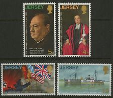 Jersey   1970   Scott #  26-29    Mint Never Hinged Set