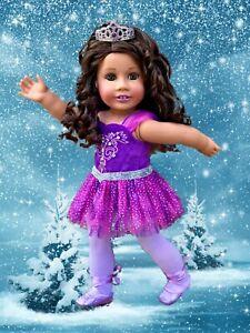 American Girl Nutcracker Custom OOAK Sugar Plum Fairy Doll