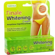 Finale Skin Whitening Cream for Bikini Line Armpits Thighs Elbows Knees 30 grams