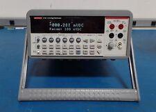 Keithley 2100  6.5 Digital Multimeter 6.5 Digit USB DMM