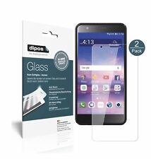 2x LG Premier Pro L413DL Screen Protector Flexible Glass 9H dipos