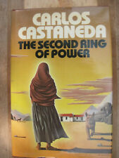 Carlos Castaneda - The Second Ring of Power Hardcover copyright 1977