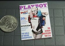 1/6 Scale Custom Playboy - Harley Quinn - full interior, Batman Bruce Wayne