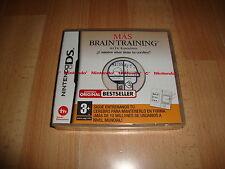 More Brain Training - Nds-nintendo NDS