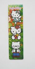 Hello Kitty Sided Cardboard Magnetic Bookmark 4'' lenght (10cm) 1 pcs.