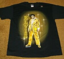 ELVIS PRESLEY TOUCH OF GOLD T-SHIRT NEW!