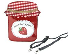 Comeco Purse Strawberry Jam Crossbody Purse Handbag Bag Sleepyville Critters