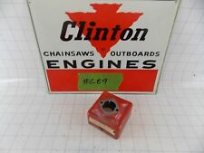 Nos Clinton Engine Air Filter Housing Cover 91802, 2-144. Free S&H