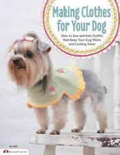 faire Vêtements pour votre chien par Sigongsa Co,Ltd tingk Lee (Lee Jisu ) Livre