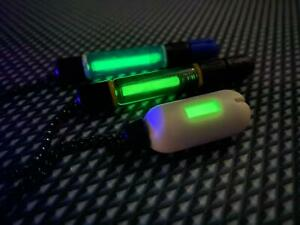 3mm Roddy Clip Night Topes Universal Fitting Glow In The Dark Cut to size
