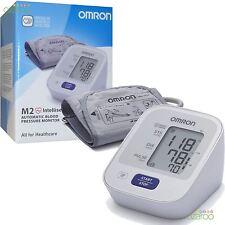 OMRON M2 CLASSIC AUTOMATICO DIGITALE BRACCIO superiore PRESSIONE SANGUIGNA MONITOR BPM dispositivo