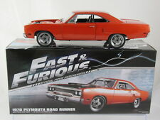 GMP 1970 Plymouth Road Runner - Fast & Furious 7 G18807