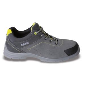 Beta 7212FG scarpe da lavoro basse in pelle scamosciata antinfortunistiche con p