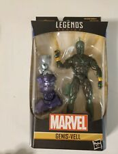 "Hasbro Marvel Legends Captain Marvel Series Genis-Vell ~ 6"" Action Figure~New"