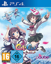 Ps4 gioco Gal * GUN DOUBLE Peace NUOVO & SCATOLA ORIGINALE PLAYSTATION 4