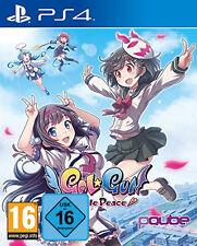 PS4 Spiel Gal Gun Double Peace GalGun NEUWARE