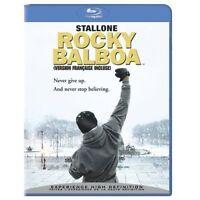 Rocky Balboa Movie On Blu-Ray Brand New