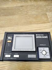 Lcd game Bandai Elettronica Zaxxon console tested