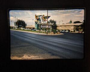 ~~ 1954 Las Vegas Original 35mm Slide ~ Thunderbird Hotel ~~