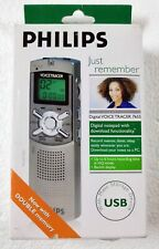 Philips Digital Voice Tracer 7655 - Digital voice recorder - flash 64 MB