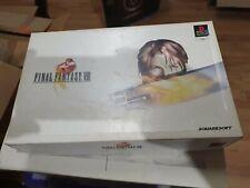 Coffret Final fantasy VIII 8 Playstation 1 PSX PS1 Square soft